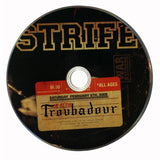 STRIFE - LIVE AT THE TROUBADOUR LP/DVD RED VINYL
