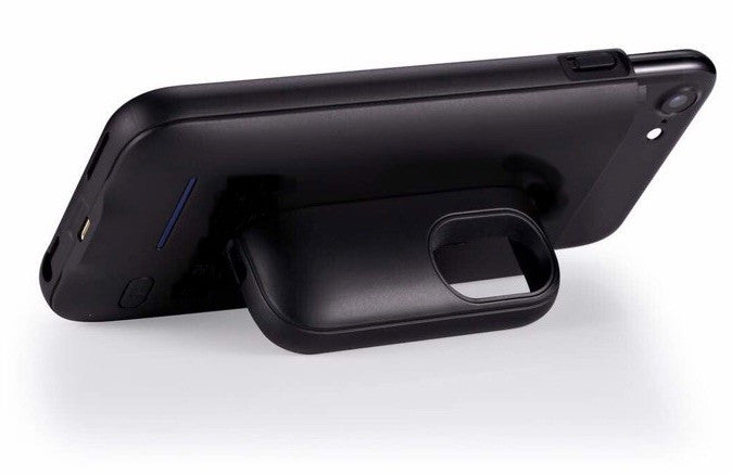 A battery case for your iPhone 6, 7 or 8 with an amazing set of features