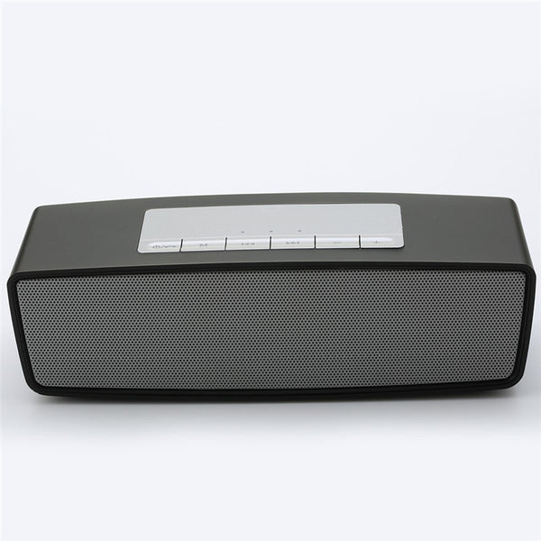 Portable bluetooth speaker with powerful battery