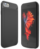SMRT Flex - iPhone Battery Charging Case for iPhone 6, 6s, 7, 8 Plus