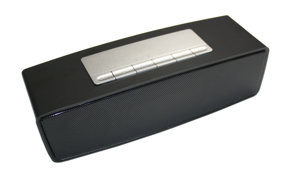 SMRT Black Bluetooth Speaker