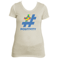 Women's Autism Awareness Tee