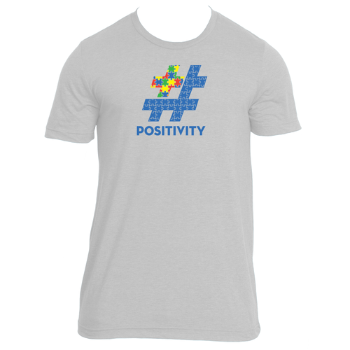 Men's Autism Awareness Tee