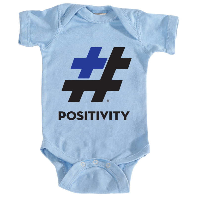Blue Infant Onesie