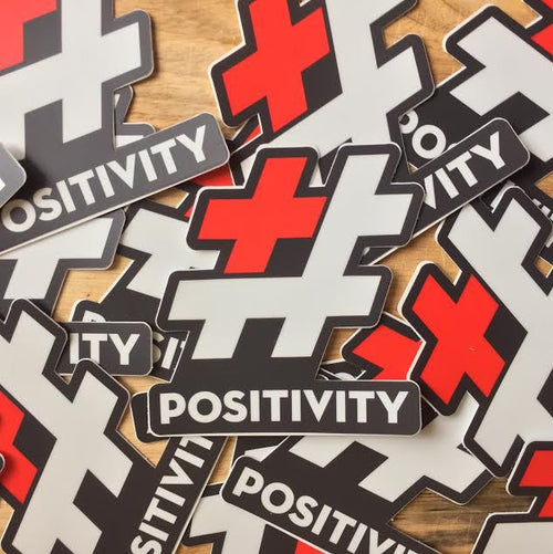#POSITIVITY DECALS