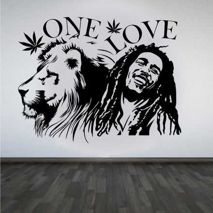 "Bob Marley ""ONE LOVE"""