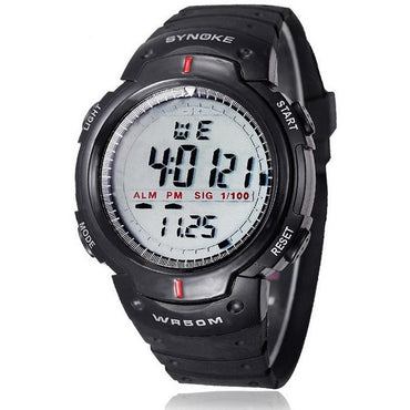 Military Dial Waterproof Outdoor Men Watche - Theblingmarket