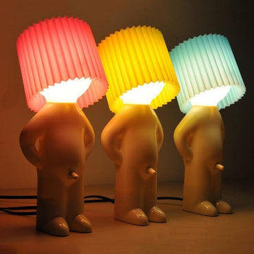 Naughty boy, The Proud Erect lamp - Theblingmarket