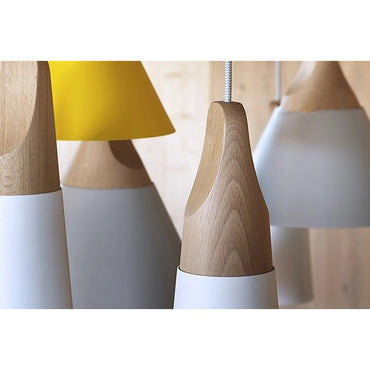 Wooden Lighting Pendant Lamp Cafe - Theblingmarket