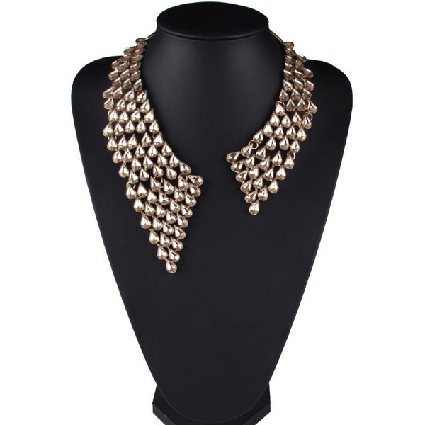 Glam Girl Necklace - Theblingmarket