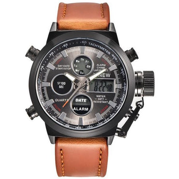 Muscular military watch - Theblingmarket