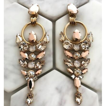 Shea Drop Earrings - Theblingmarket