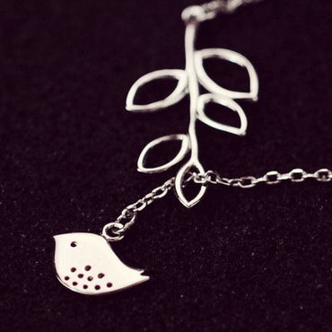 Aerial Bird Necklace - Theblingmarket