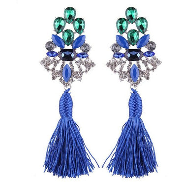 Mali Fringe Earrings - Theblingmarket
