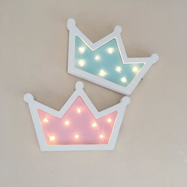 Kings and Queens LED night Lamp - Theblingmarket