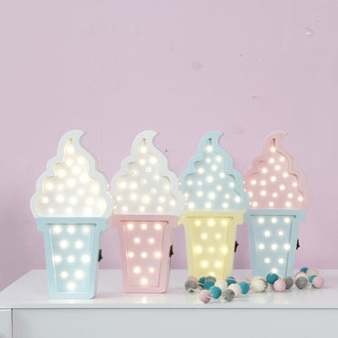 LED Ice Cream Lamp - Theblingmarket