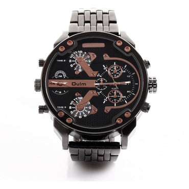 Military Army Dual Time Men's Watch - Theblingmarket