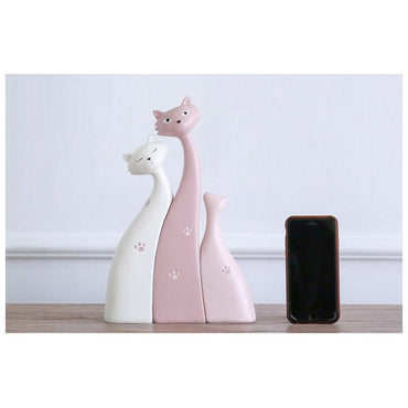 Cat Resin Dolls Home Decor - Theblingmarket