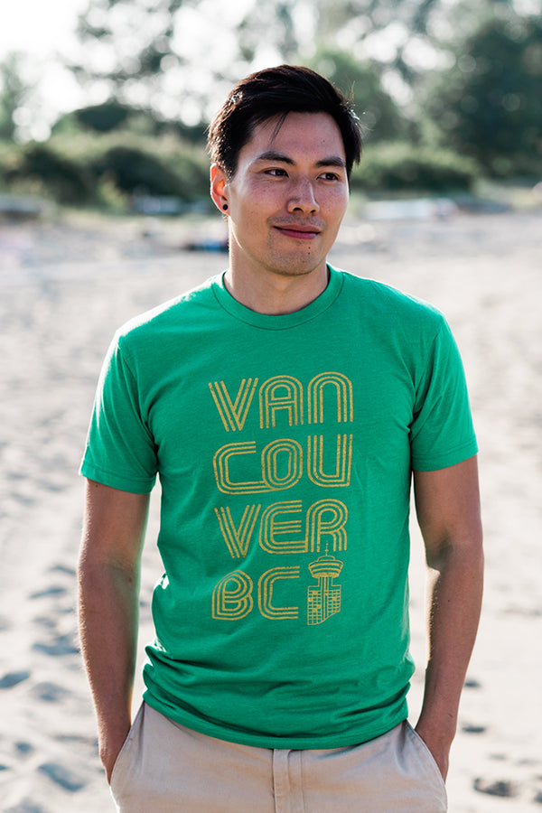 70's Vancouver T-Shirt - Ole Originals Clothing Co.