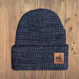 Alberta Tractor Chunky Knit Youth Toque - Ole Originals Clothing Co.