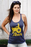 Alberta Tractor Tank - Womens - Ole Originals Clothing Co.