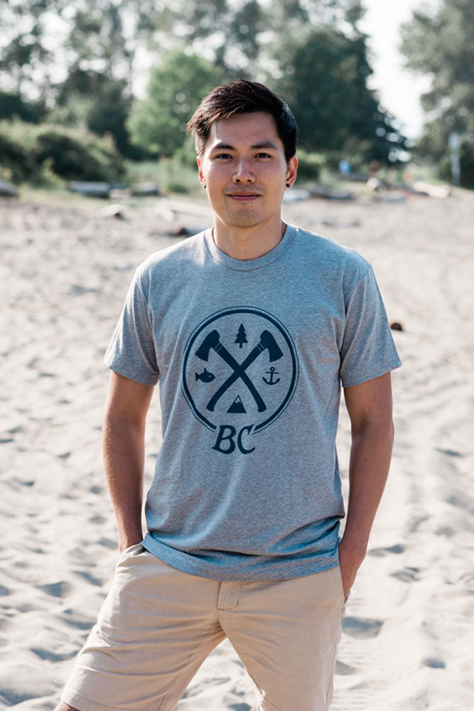 BC Explorer T-shirt - Ole Originals Clothing Co.