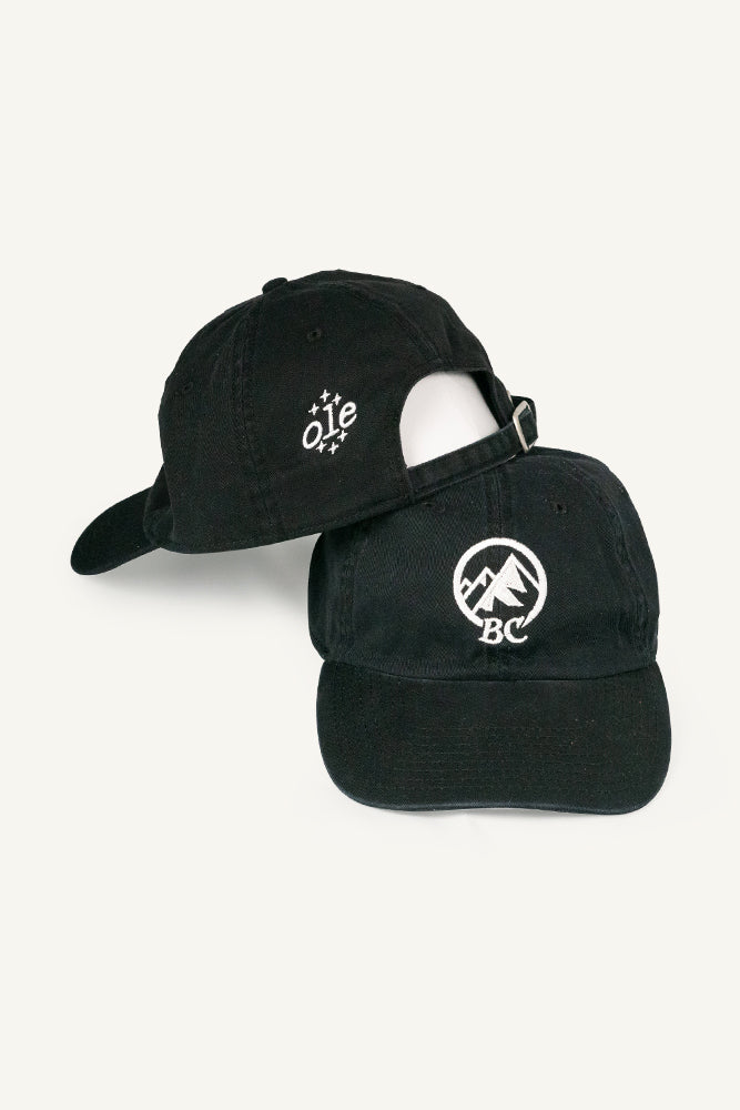 BC Twill Cap - Ole Originals Clothing Co.