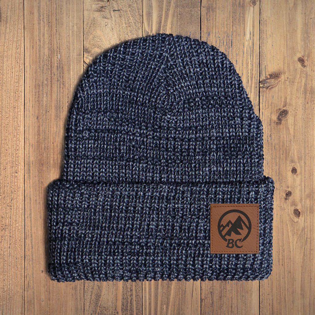 BC Chunky Knit Toque