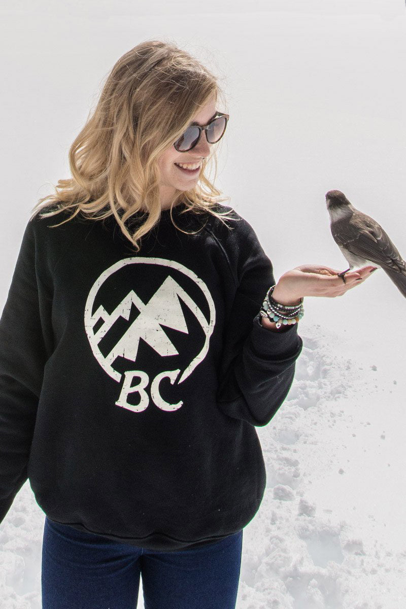 BC Sweatshirt (Unisex) - Ole Originals Clothing Co.