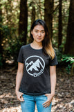 Banff Mountain T-shirt - Womens - Ole Originals Clothing Co.