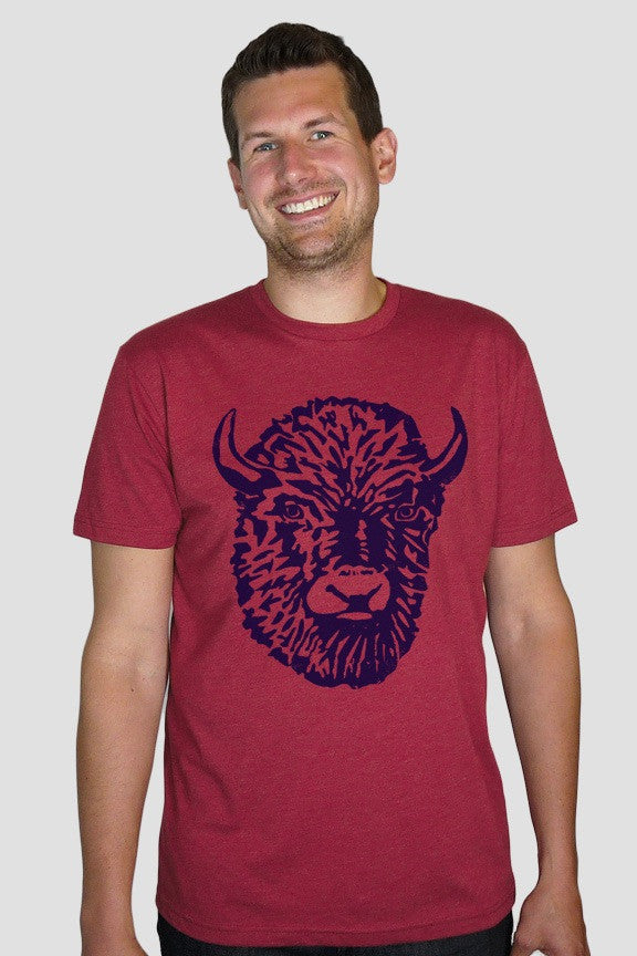 BUFFALO T-SHIRT - Ole Originals Clothing Co.