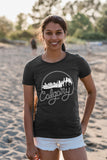 Calgary Rope T-shirt - Womens - Ole Originals Clothing Co.
