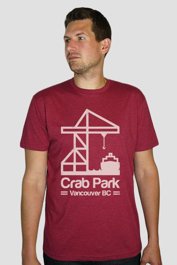 CRAB PARK T-SHIRT - Ole Originals Clothing Co.