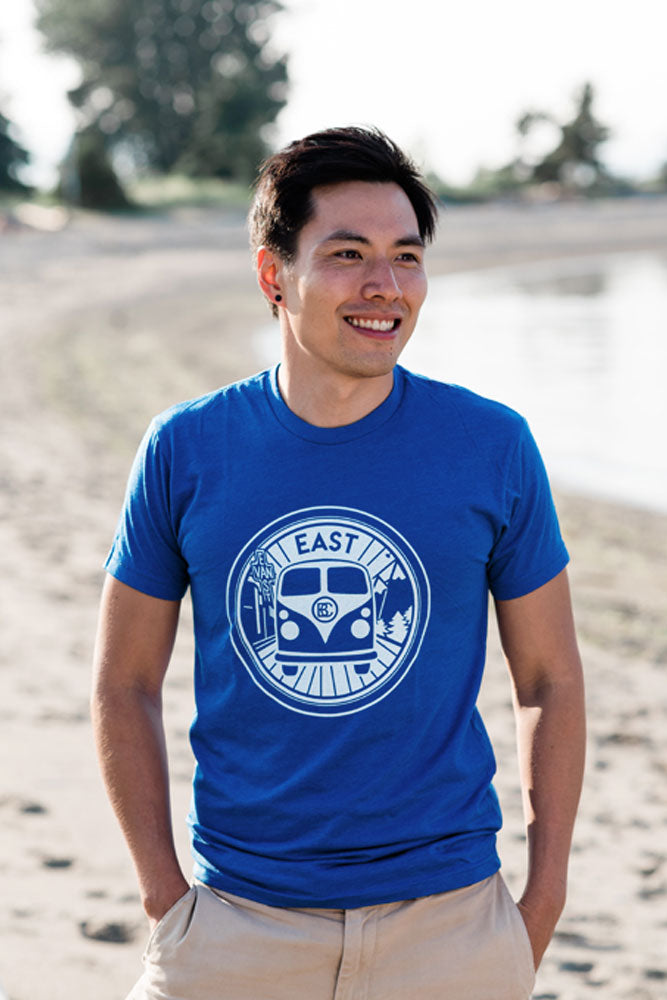 East Van Van T-shirt - Ole Originals Clothing Co.