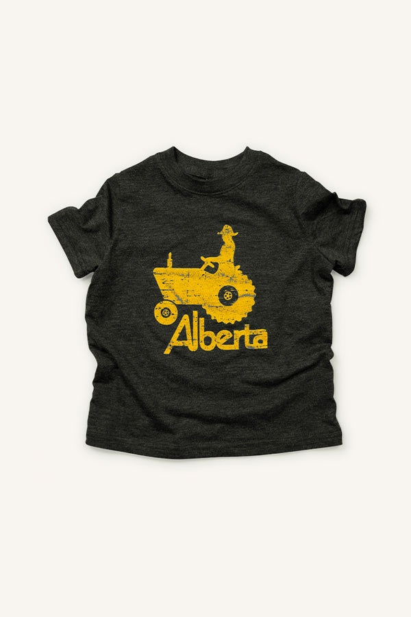 Lil' Ole Alberta Tractor T-shirt - Ole Originals Clothing Co.