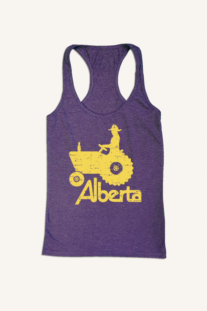 Alberta Tractor 2019 Tank - Womens - Ole Originals Clothing Co.