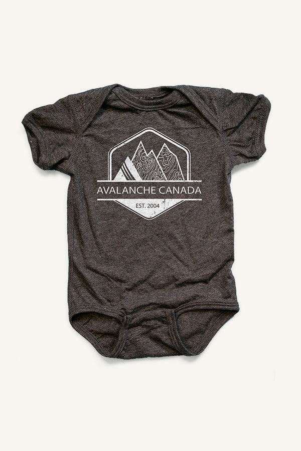 Avalanche Canada Onesie - Ole Originals Clothing Co.