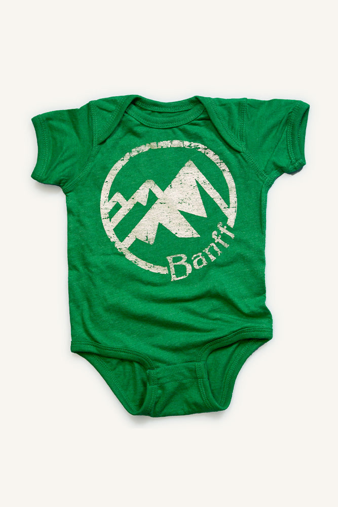 Banff Mountain Onesie - Ole Originals Clothing Co.