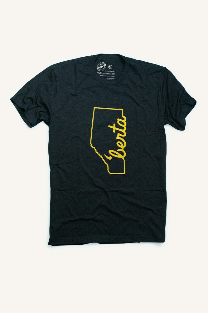 Alberta 'berta T-shirt - Ole Originals Clothing Co.