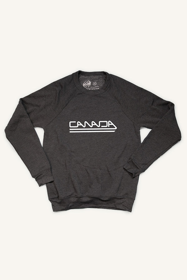 Canada Sweatshirt (Unisex) - Ole Originals Clothing Co.