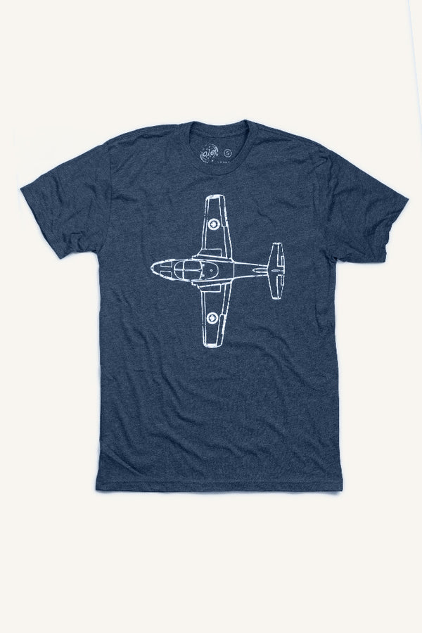 Canadian Snowbird T-shirt - Ole Originals Clothing Co.