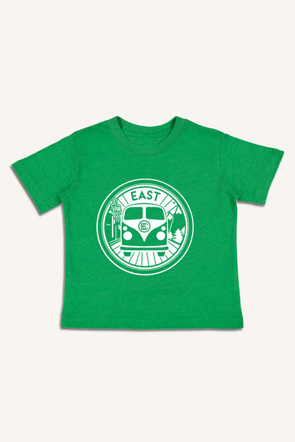 Lil' Ole East Van Van T-shirt - Ole Originals Clothing Co.
