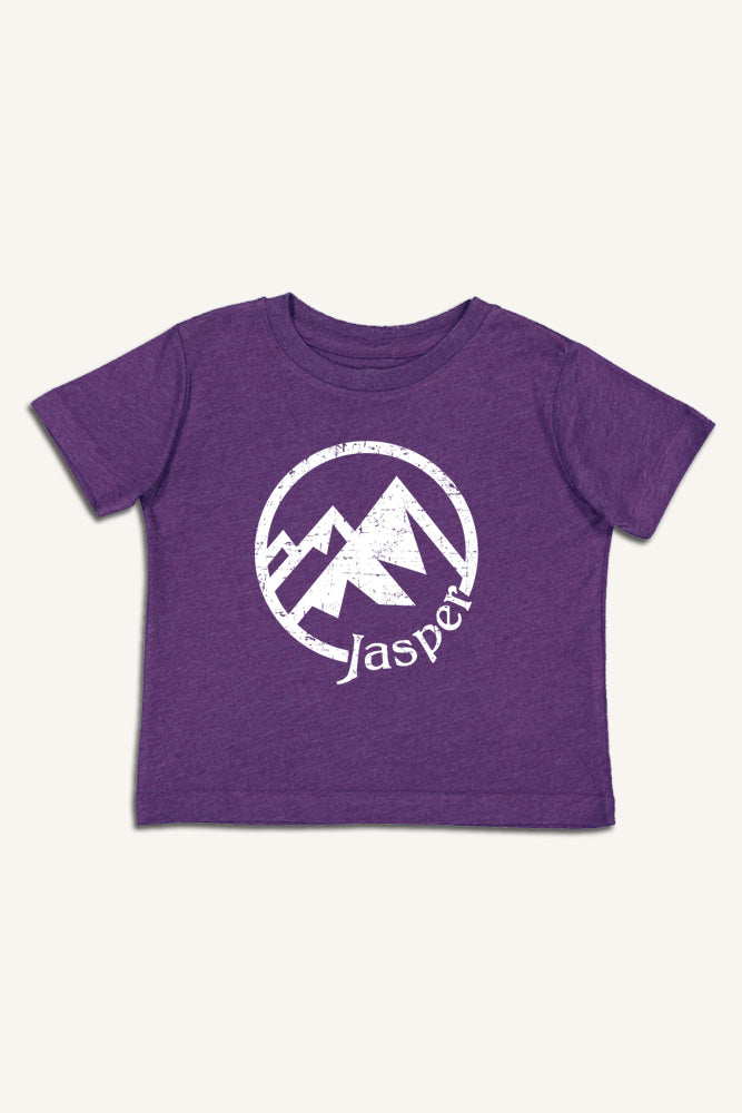Lil' Ole Jasper Mountain T-shirt - Ole Originals Clothing Co.