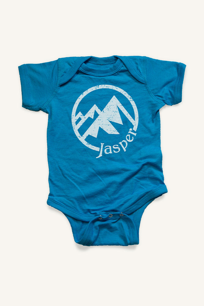 Jasper Mountain Onesie - Ole Originals Clothing Co.