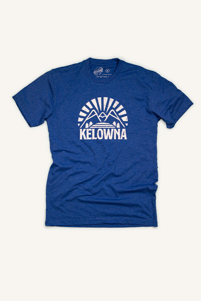 Kelowna - T-shirt - Ole Originals Clothing Co.