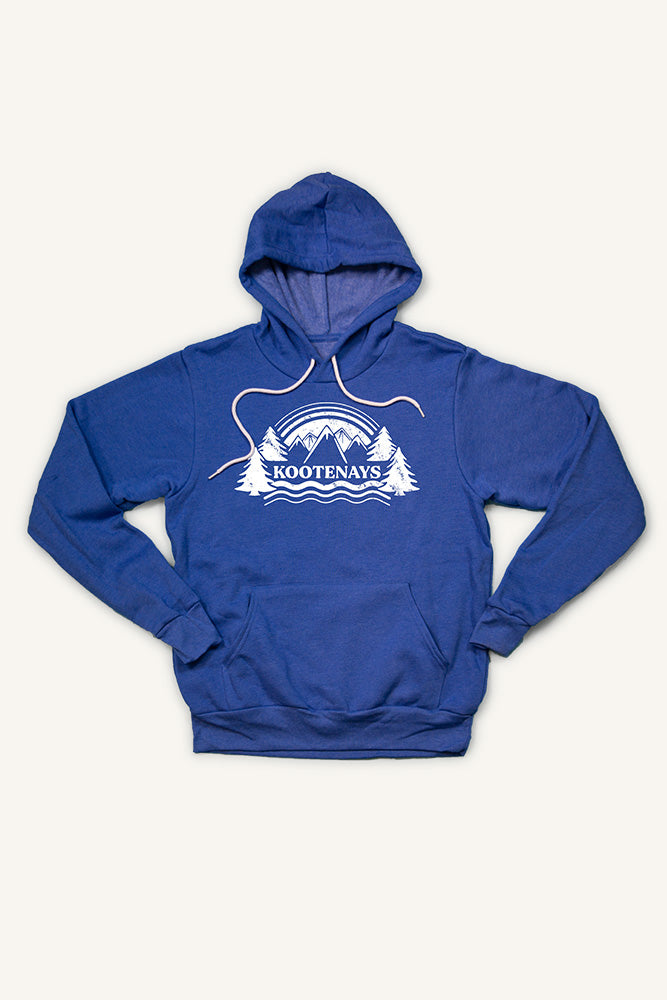 Kootenays Hoodie (Unisex) - Ole Originals Clothing Co.