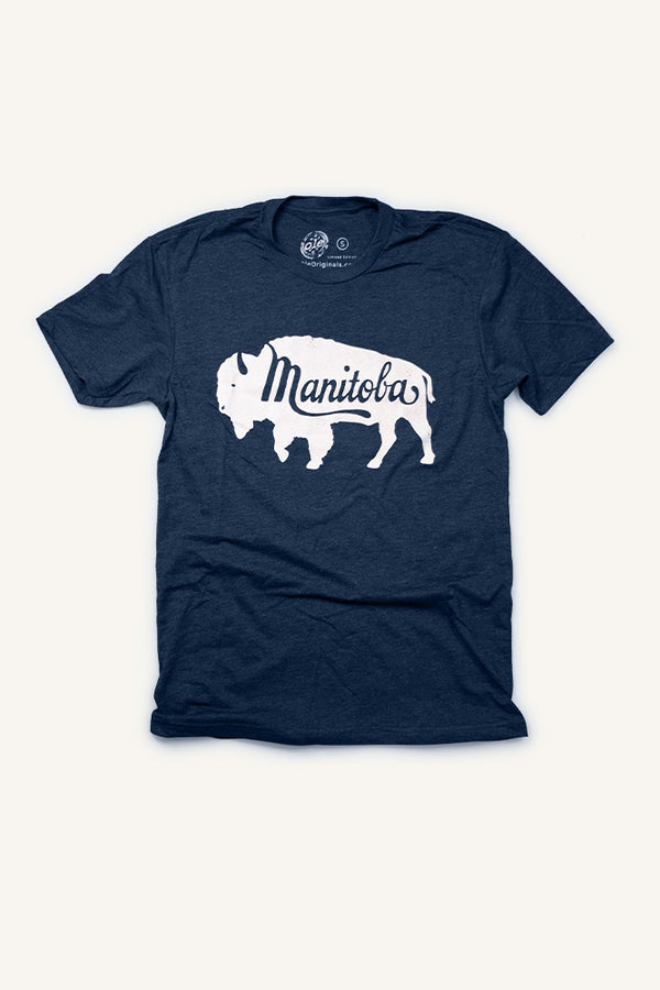 Manitoba T-shirt - Ole Originals Clothing Co.