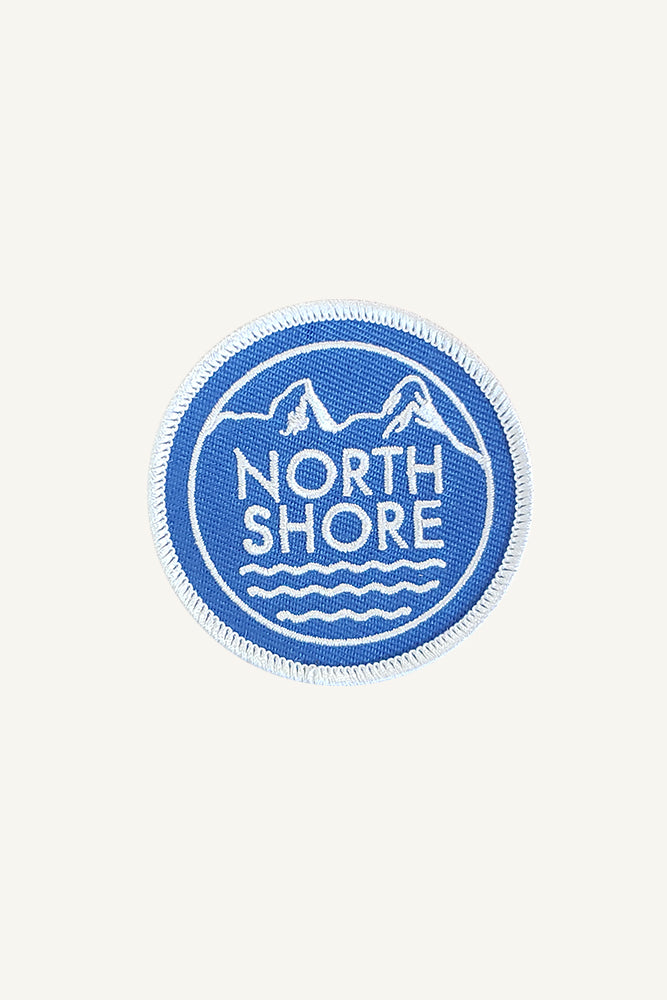Iron-On Patch - North Shore Rescue - Ole Originals Clothing Co.