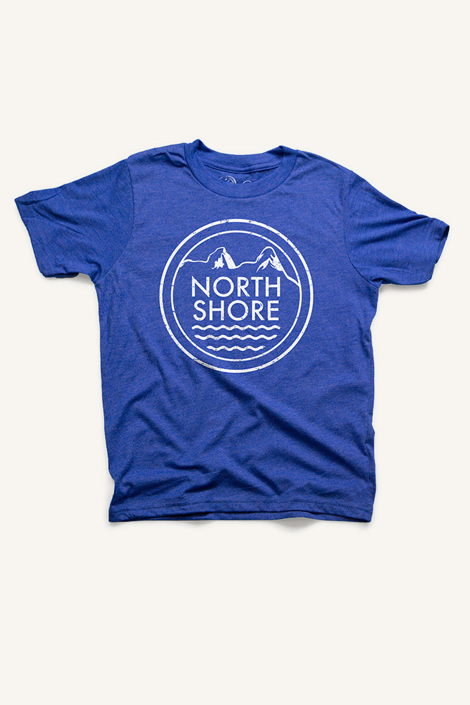 Boys North Shore Rescue T-Shirt - Ole Originals Clothing Co.