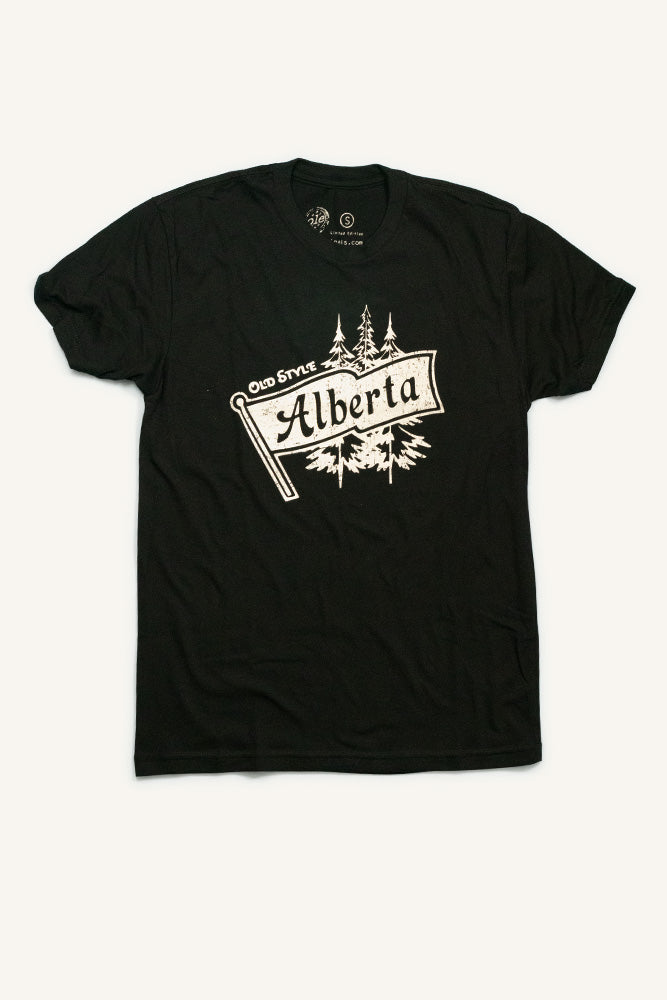 Old Style Alberta T-shirt - Ole Originals Clothing Co.